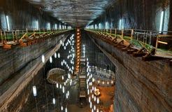 Αλατισμένο ορυχείο Στοκ Φωτογραφία