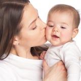 Μητέρα και απόγονος Στοκ φωτογραφία με δικαίωμα ελεύθερης χρήσης