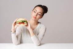 您的饮食忠告 免版税库存图片