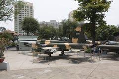 Музей обмылков войны в Хо Ши Мин, Вьетнаме Стоковая Фотография