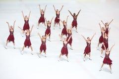 Команда США одно Стоковое Фото