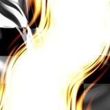 Участвовать в гонке флаг Стоковые Изображения RF