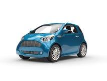 Малый современный компактный автомобиль Стоковое Фото