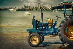 Ναυπηγείο Ταϊλάνδη βαρκών Στοκ Εικόνες