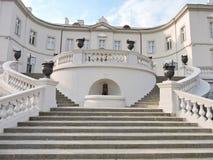 帕兰加琥珀色的博物馆,立陶宛 库存照片