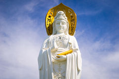 菩萨观世音菩萨,海南岛,中国 库存图片