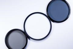 摄影的滤光透镜 免版税图库摄影