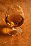 科涅克白兰地玻璃酒杯 免版税图库摄影