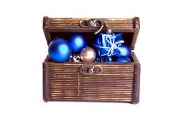 παιχνίδια Χριστουγέννων Στοκ Εικόνες