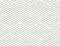 Άνευ ραφής διανυσματικό γεωμετρικό σχέδιο Στοκ Φωτογραφία