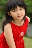 азиатский ребенок Стоковое Изображение RF