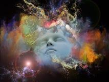 Туман собственной личности Стоковая Фотография