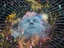 Иллюзии собственной личности Стоковое Изображение