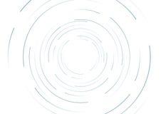 Αφηρημένο στρογγυλό διανυσματικό υπόβαθρο γραμμών Στοκ φωτογραφίες με δικαίωμα ελεύθερης χρήσης