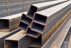 Профиль трубы металла Стоковое Изображение