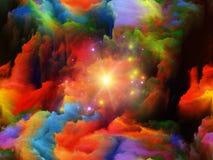 Численные цвета Стоковые Изображения RF