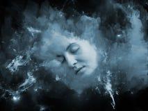 Иллюзия собственной личности Стоковая Фотография RF