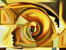 Иллюзии восприятия Стоковая Фотография RF