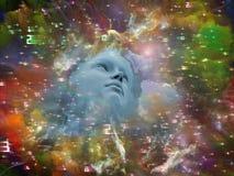 Иллюзии собственной личности Стоковое Фото