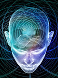 Визуализирование проницательности Стоковое Изображение RF