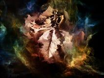 Метафоричный мечт космос Стоковая Фотография RF