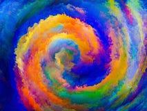 Визуализирование цветов Стоковые Изображения