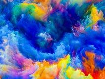 Внутренняя жизнь цветов Стоковые Изображения