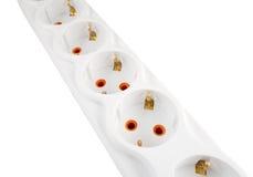 Фильтр силового кабеля Стоковая Фотография RF