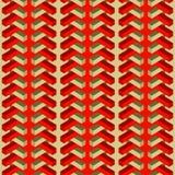 Картина красочных равновеликих кубов безшовная Стоковое фото RF
