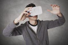 虚拟现实 库存照片