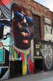 Граффити мелочи важной персоны в Бруклине Стоковые Изображения RF