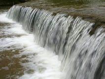 伊利诺伊小瀑布风景 库存图片