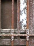 Крупный план старой загородки Стоковая Фотография RF