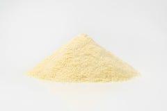 硬质小麦粗面粉面粉 免版税库存图片