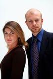 деловые партнеры молодые Стоковое Изображение RF