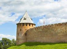 伟大的诺夫哥罗德,俄罗斯 免版税库存图片