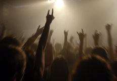 толпа Стоковые Фото