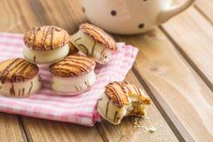 помадка десерта шоколада Стоковые Фото