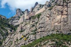 蒙特塞拉特岛西班牙 免版税库存图片
