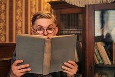 Ανάγνωση ατόμων Στοκ Εικόνες