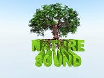 Звук природы Стоковая Фотография
