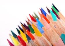 карандаши цвета Стоковые Изображения RF