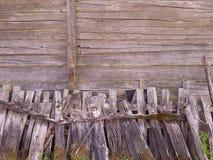 загородка старая Стоковые Изображения