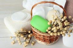 продукты гигиены личные Стоковая Фотография RF