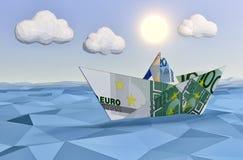 οικονομική ασφάλεια έννοιας Στοκ Φωτογραφίες