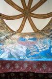 Готическая церковь в Неаполь Стоковые Изображения RF