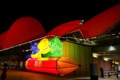 Κινεζικό νέο έτος - ο πίθηκος Στοκ Φωτογραφίες