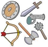 оружия собрания Стоковое Фото