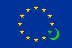 европа Стоковое Изображение