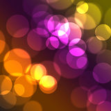 объезжает цветастое Стоковые Фотографии RF